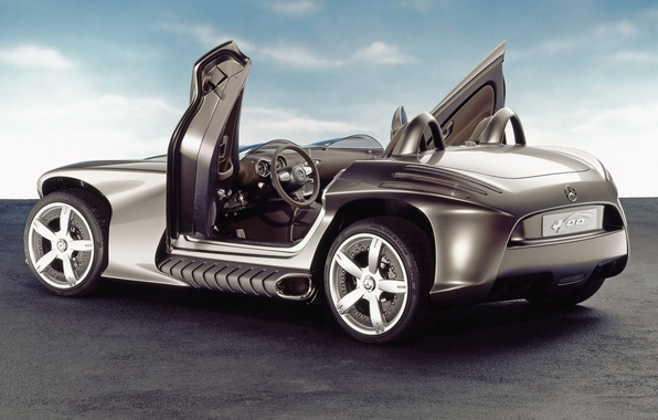 Picture Mercedes, The concept, Outdoor