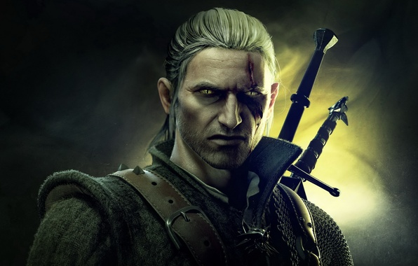 Picture scar, The Witcher 2: Assassins of Kings, The Witcher: assassins of kings, snake eyes