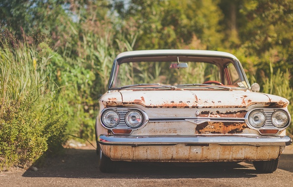 Picture Chevrolet, chevrolet, Corvair, corvair