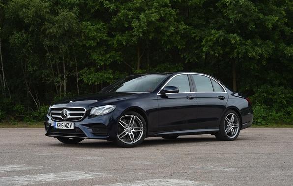 Picture Mercedes-Benz, E-Class, Mercedes, Sedan, W213