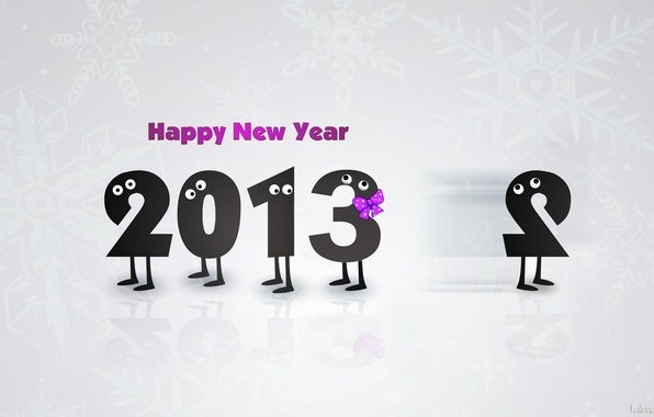 Picture new year, 2012, happy new year, 2013, the new year