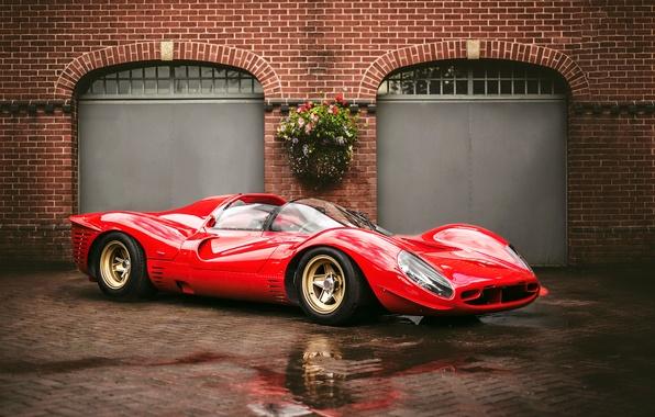 Picture Ferrari, Ferrari, 1967, 330