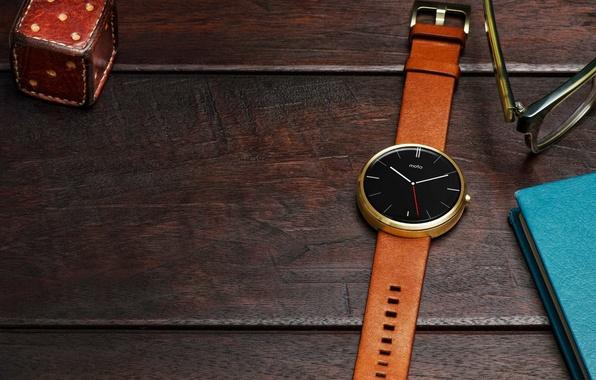 Picture hi-tech, motorola, smart watch, moto 360