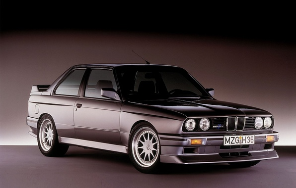 Picture Tuning, Car, Car, Bmw, Wallpapers, Tuning, e30, BMW, Wallpaper, Hartage, 1995