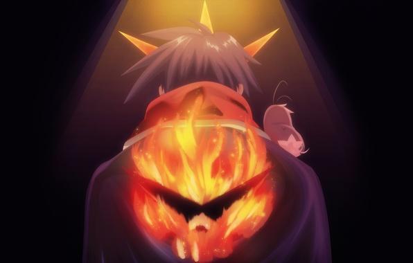 Picture fire, anime, art, guy, simon, Gurren Lagann, distributed by mattel and nintendo violence gurren lagann, …