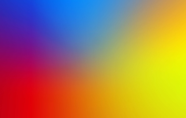 Wallpaper Blue Yellow Red Blur Back Images For Desktop Section