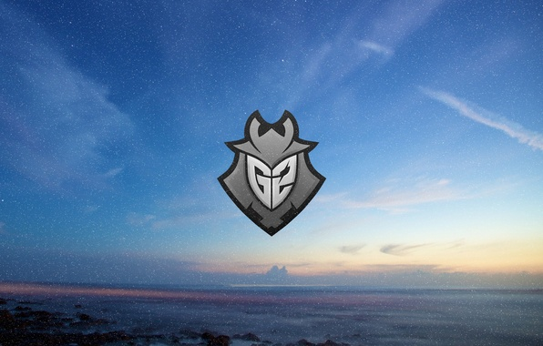 Esport Wallpaper Android: Wallpaper Sea, The Sky, Sunset, The Evening, Logo, Counter