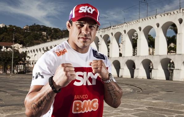 Picture tattoo, fighter, fighter, tattoo, mma, ufc, vitor belfort, mixed martial arts, Vitor Belfort