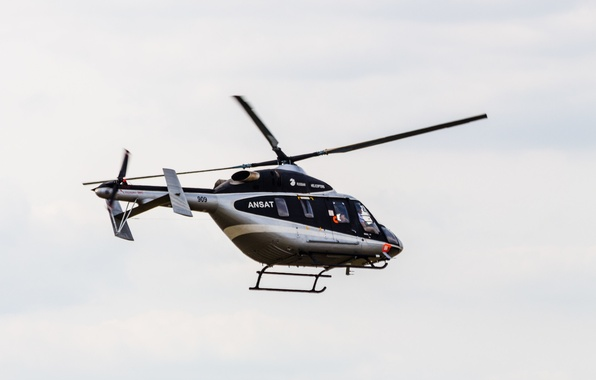 Picture height, Flight, blades, Helicopter, Russian, MAX, 2015, Ansat, MAKS