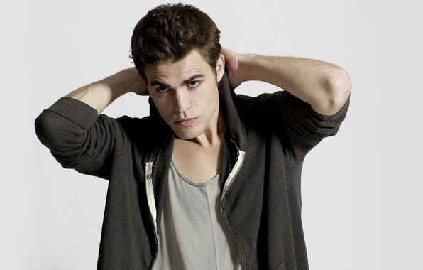 Picture photo, actor, Paul Wesley
