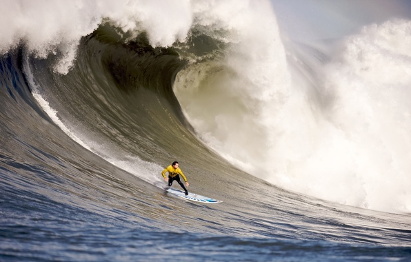 Photo wallpaper gale, extreme, storm, athlete, hurricane, storm, tornado