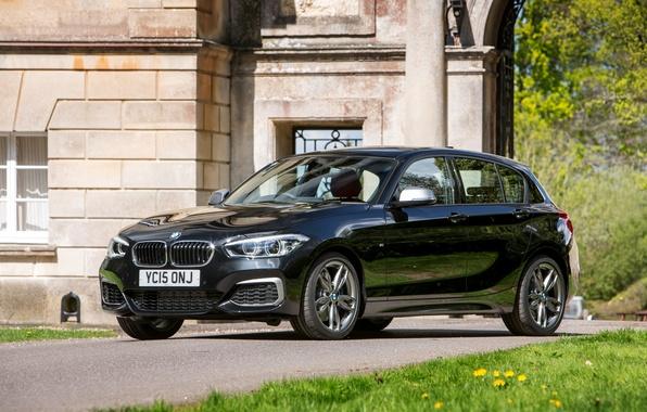 Picture BMW, BMW, 5-door, UK-spec, 2015, F20, M135i