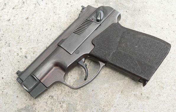 Photo wallpaper Gun, special, self-loading, PSS