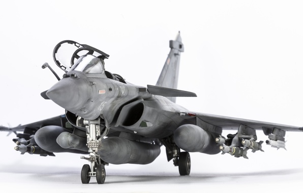 Picture toy, fighter, model, Dassault Rafale M