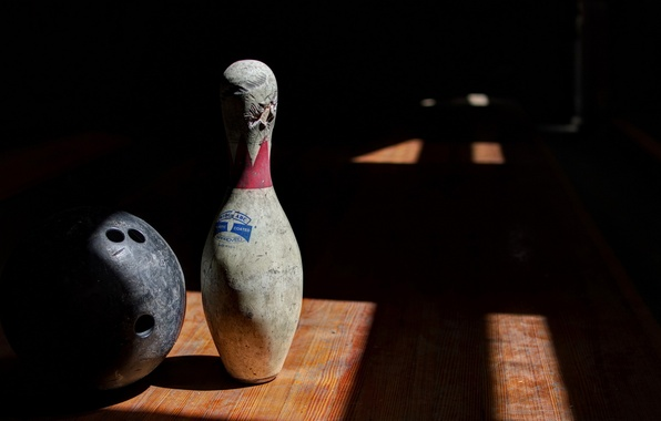 Picture background, sport, bowling