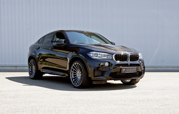 Picture BMW, BMW, Hamann, crossover, F16, X6 M