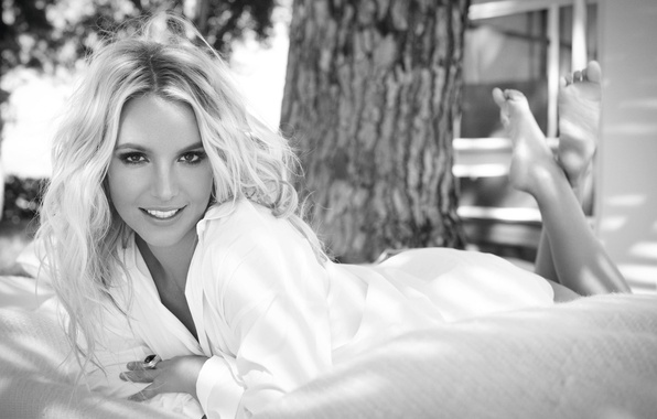 Picture pose, blonde, singer, Britney Spears, Britney Spears