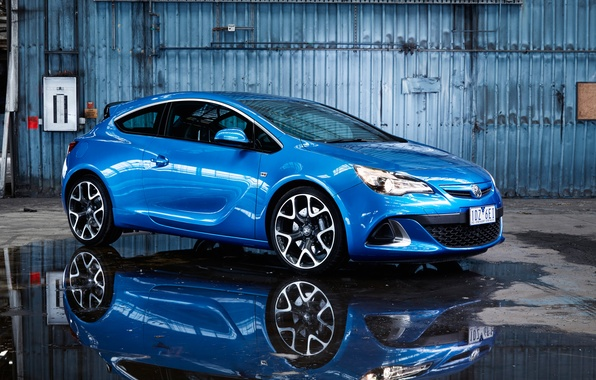 Photo wallpaper Opel, Astra, Opel, Astra, Holden, Holden, VXR, 2015