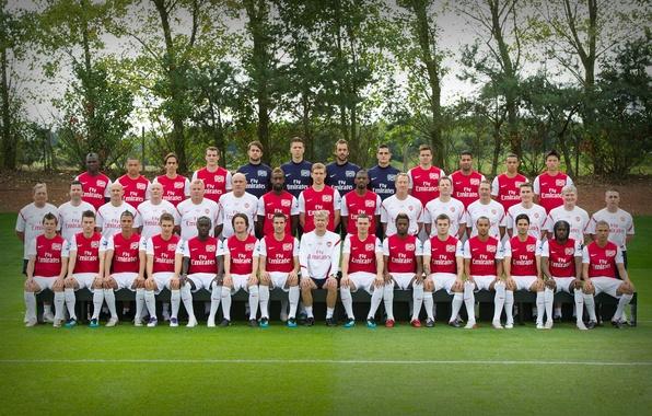 Picture football, Arsenal, football, Arsenal, soccer, London, Team