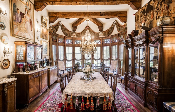 Picture home, luxury, dining room, new jersey