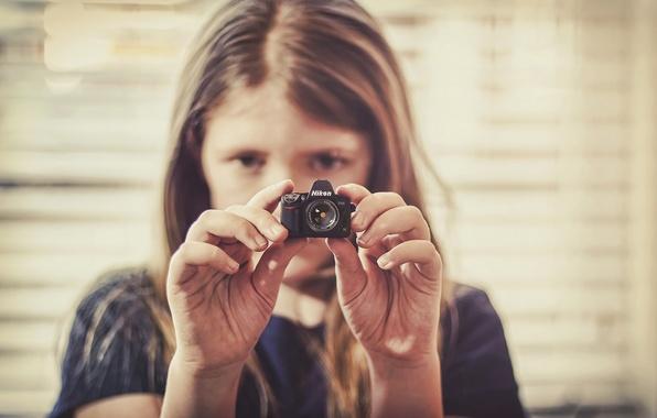 Picture Nikon, ultraportable D1100, Pre-release camera