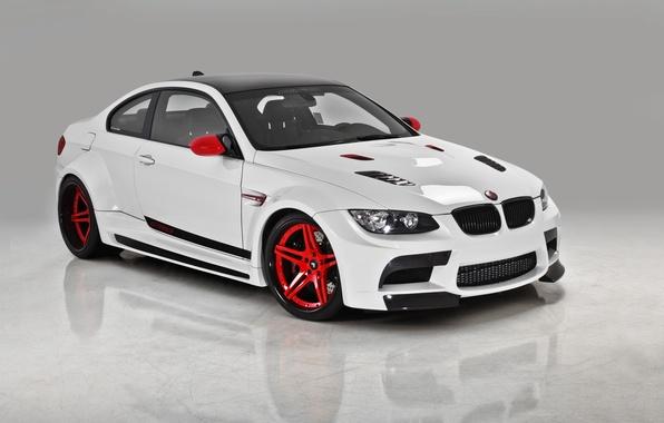 Picture tuning, BMW, 2011, Vorsteiner, GTRS3, rechange