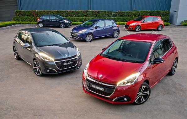 Picture Peugeot, Peugeot, 208