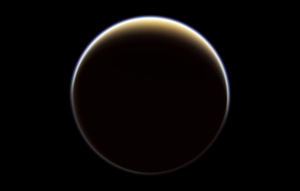 Picture The universe, Beauty, Satellite, Titanos, Titan