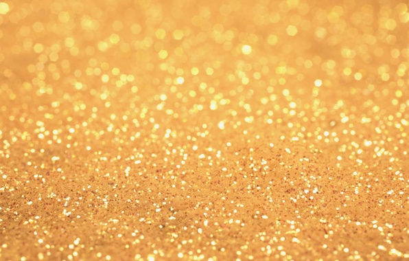Picture sand, background, gold, Shine, texture, sequins
