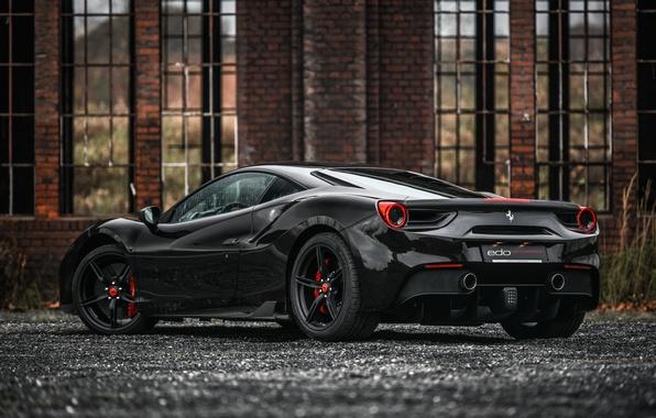 Picture Ferrari, supercar, Ferrari, GTB, 488