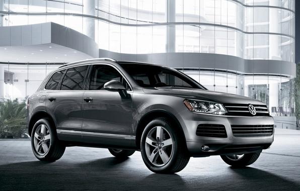 Picture Night, Volkswagen, Machine, Desktop, Car, Car, Hybrid, Touareg, Wallpapers, Volkswagen, Wallpaper, Automobiles, Touareg