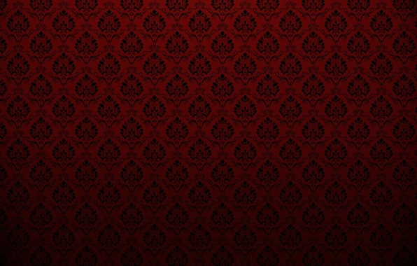 Picture red, background, patterns, texture