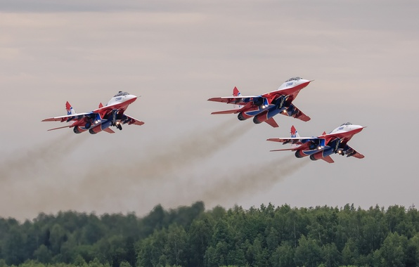 Picture fighters, the rise, MiG-29, The MiG-29, Swifts