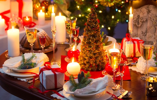 Picture holiday, new year, Christmas, candles, christmas, new year, happy new year, merry christmas, candles