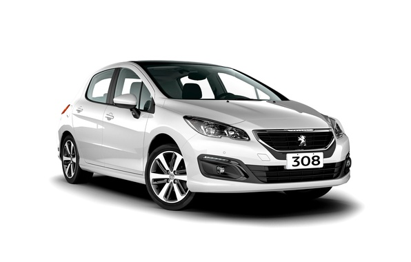 Picture white background, Peugeot, Peugeot, 308