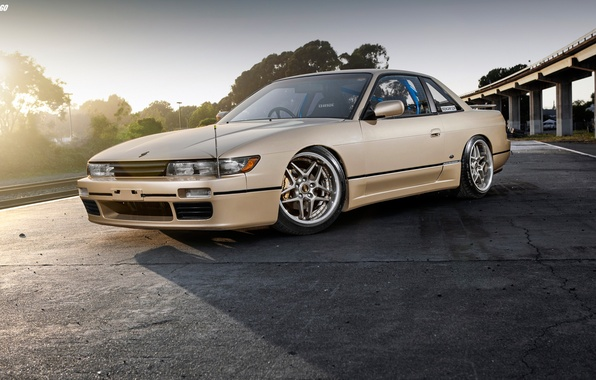 Photo Wallpaper Energo5, Car, Nissan Silvia S13, JDM
