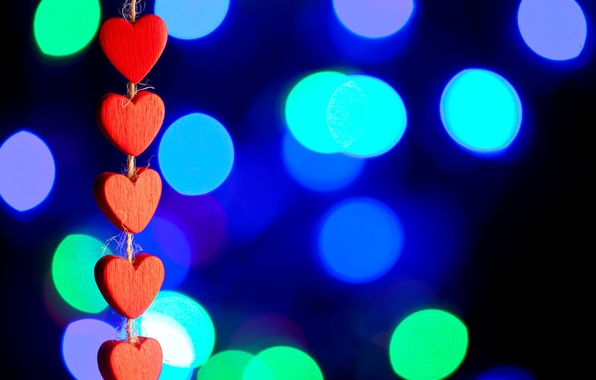Picture love, background, widescreen, Wallpaper, mood, heart, blur, hearts, red, wallpaper, red, love, widescreen, background, bokeh, …