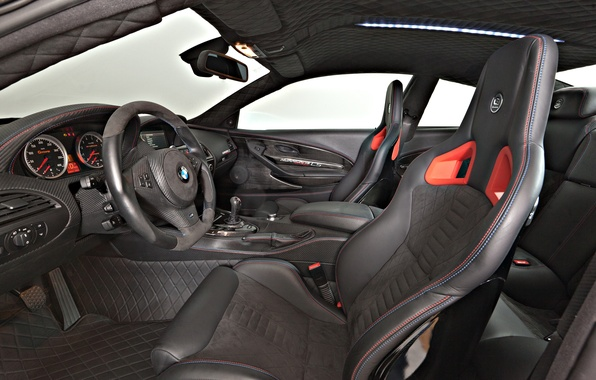 Picture BMW, interior, BMW, salon, G-Power, Hurricane, E63, 2015, CS Ultimate