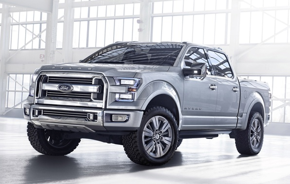 Picture Concept, Ford, Ford, the front, Atlas, Atlas