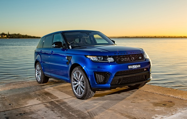 Photo wallpaper land Rover, range Rover, Land Rover, Range Rover, sport, Sport