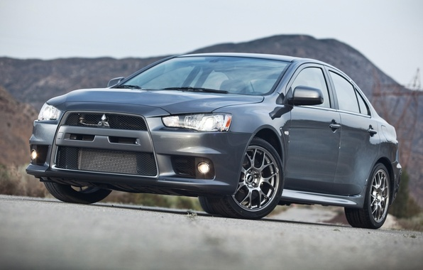 Photo Wallpaper Mitsubishi, Lancer, Evolution, Evo, Touring, 2014  Mitsubishi Lancer Evolution