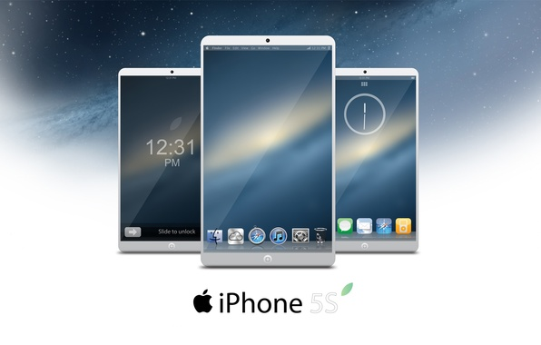Picture apple, mac, brand, iphone 5, iphone 5S