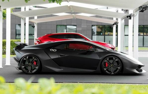 Picture Lamborghini, and, Sesto Elemento, Lamborghini Urus