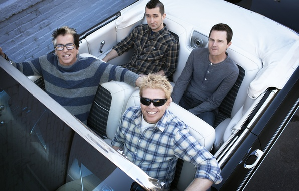 Picture group, musicians, The Offspring, Punk Rock