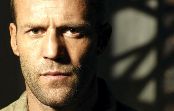 Picture look, man, actor, Jason Statham