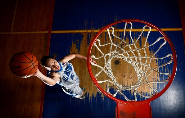 Picture sport, ring, basketball