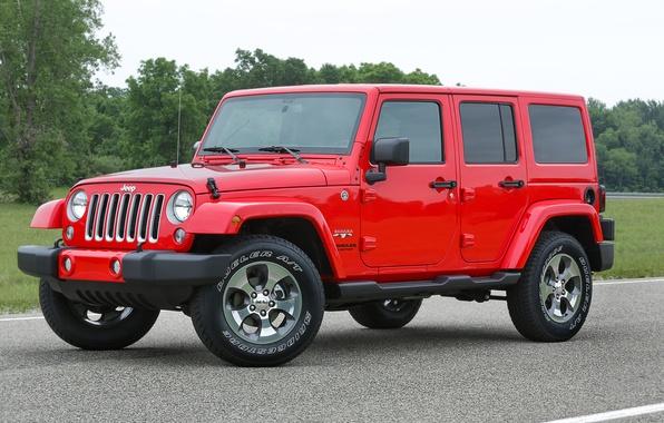 Picture jeep, Wrangler, Jeep, 2015, Wrangler