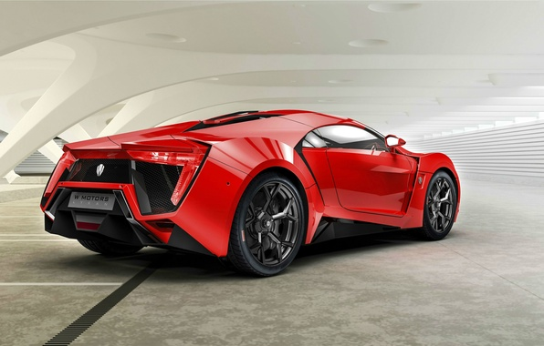 Picture coupe, supercar, Lycan, Hypersport