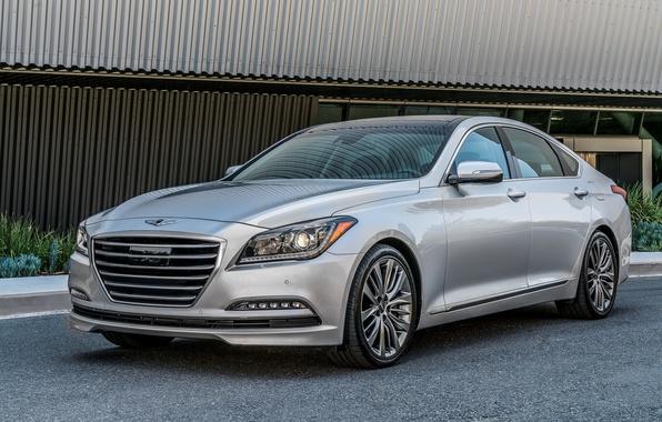 Picture Hyundai, Genesis, Genesis, Hyundai