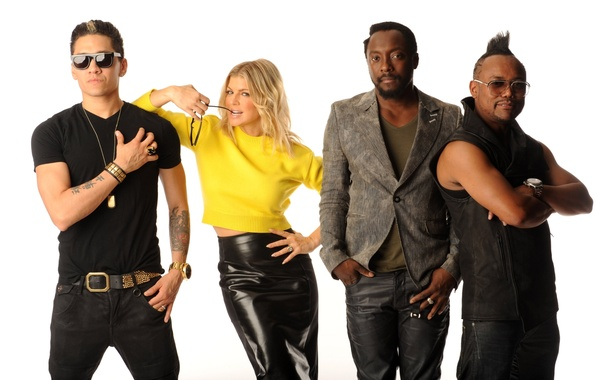 Picture Fergie, Black Eyed Peas, Taboo, hip hop, pop group, Black Ayd Pis, will.i.am, apl.of.ap